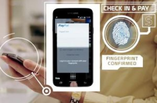 Samsung Galaxy S5 does PayPal payments & your loved ones become a diamond
